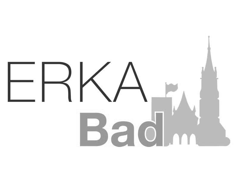 Logodesign für das Erkelenzer Schwimmbad Erka Bad