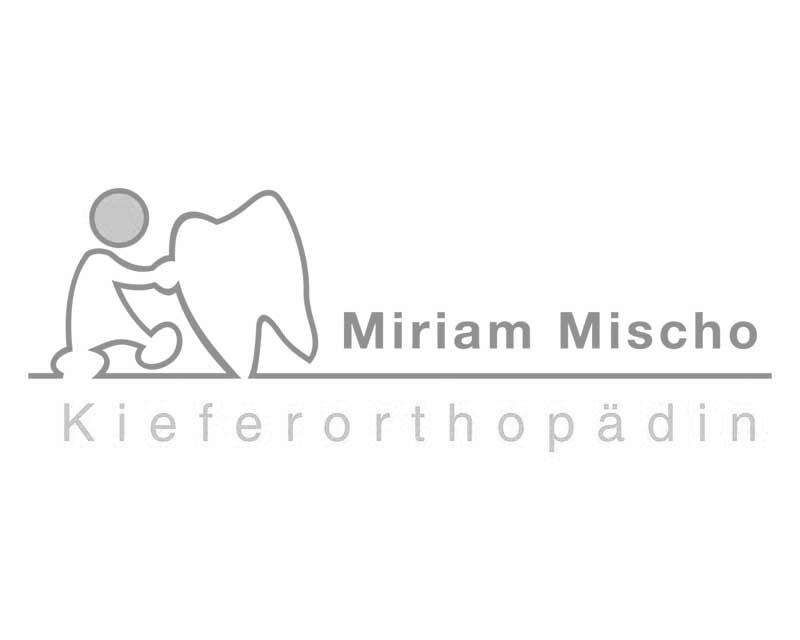Logo Kieferorthopädin Miriam Mischo