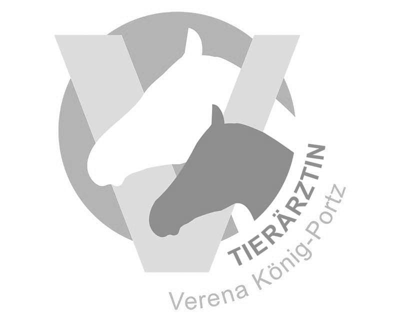 Logo Tierärztin Verena König-Portz