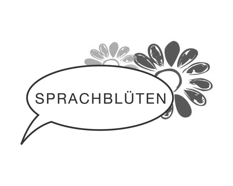 Logo Sprachblüten Logopädie