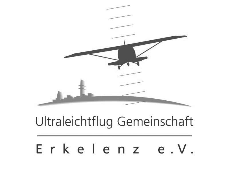 Logo Ultraleichtflug Gemeinschaft Erkelenz e.V.