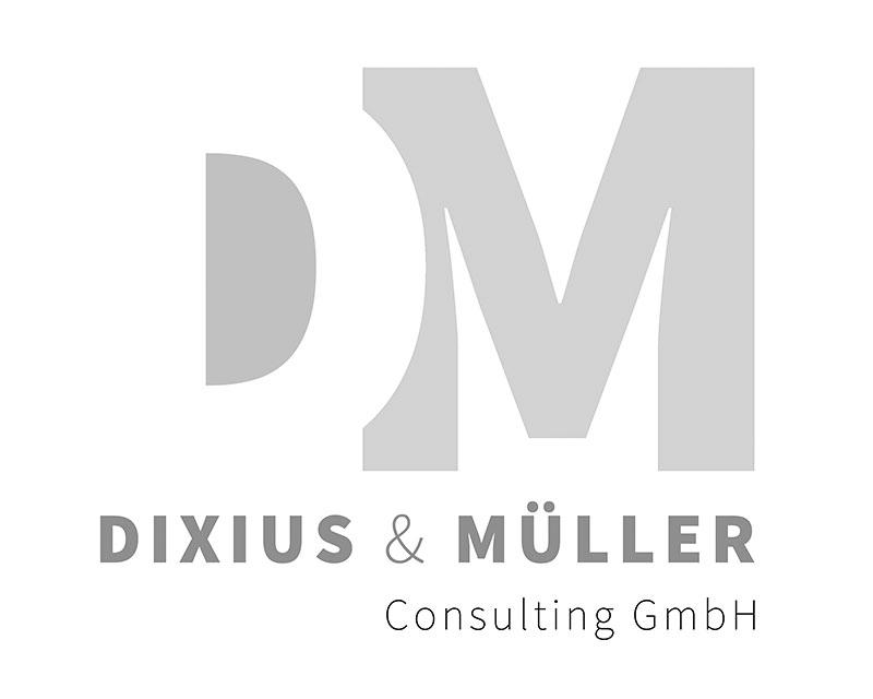 Logo der  Dixius & Müller GmbH