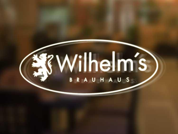 Klassisches Brauhaus-Logo