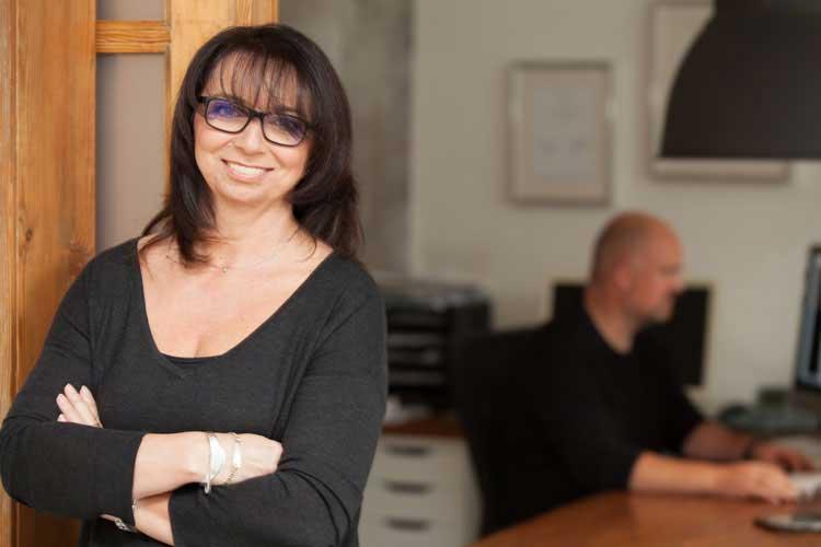Monika Heuter / Grafikerin
