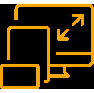 Websites, Onepager im responsive Design aus Erkelenz